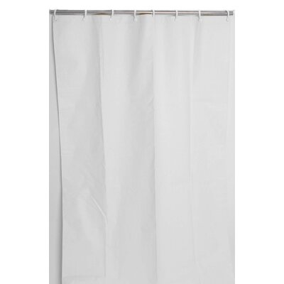 Assure Vinyl Commercial Shower Curtain Set