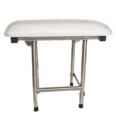 ADA Bathroom Shower Chair Size: 18 H x 32 W x 16 D
