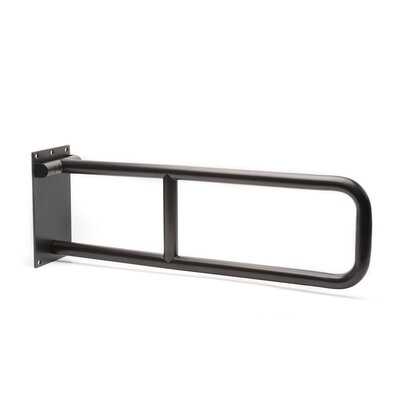 Flip Up Grab Bar Finish: Satin