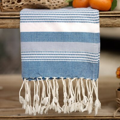 Sanders Hand Towel (Set of 2) Color: Blue