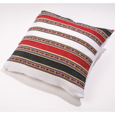 Throw Pillow Cover Color: White