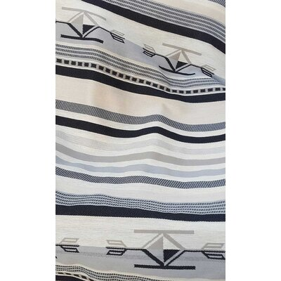 Boho Guest Hand Towel (Set of 2) Color: Off White/Gray