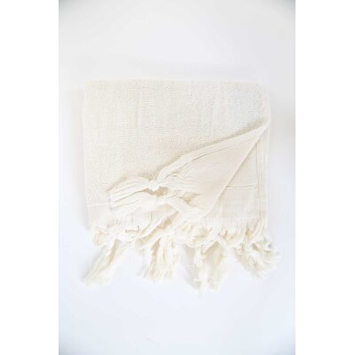 Guest Hand Towel (Set of 2) Color: Off White