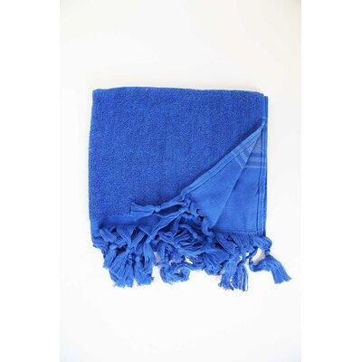 Guest Hand Towel (Set of 2) Color: Deep Blue