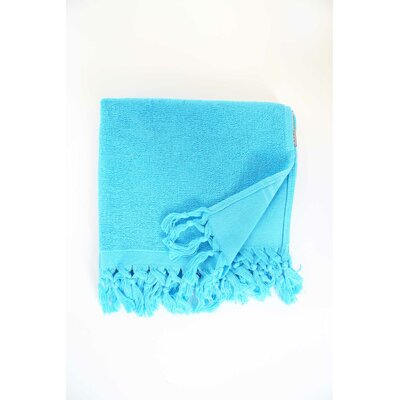 Guest Hand Towel (Set of 2) Color: Turquoise