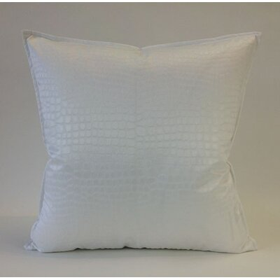 Amazon Throw Pillow Color: White
