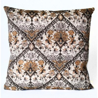 Loire Valley Throw Pillow Color: Pewter