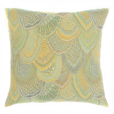 Largo Kelp Throw Pillow