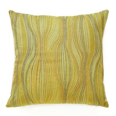 Oslo Seaweed Throw Pillow
