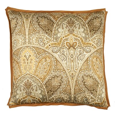 Persia Cotton Throw Pillow