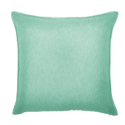 Bedford Throw Pillow Color: Mint