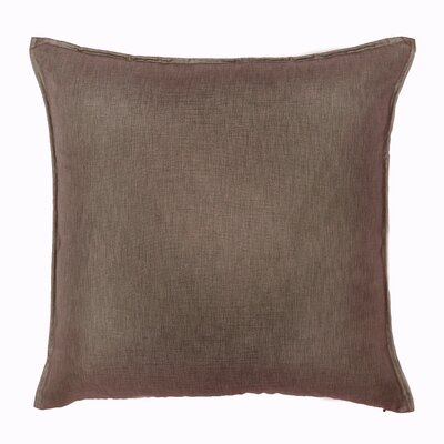 Bedford Throw Pillow Color: Pine Cone