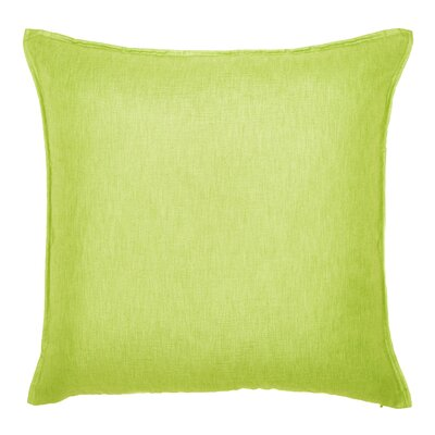 Bedford Throw Pillow Color: Kiwi