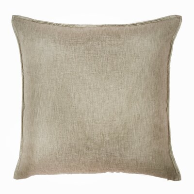 Bedford Throw Pillow Color: Nutmeg