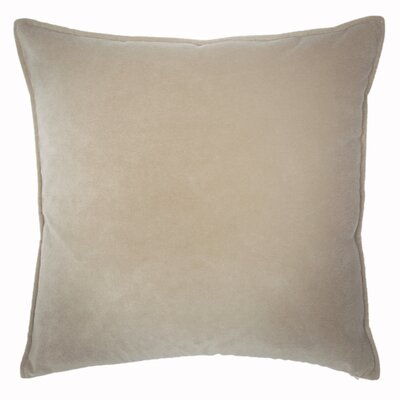 Franklin Throw Pillow Color: Stone