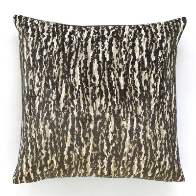 Gibraltar Throw Pillow Color: Umber