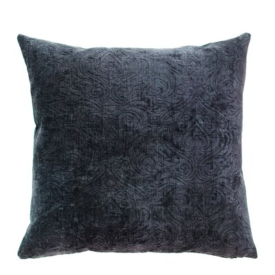 Lucca Throw Pillow Color: Ore