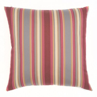 Weston Throw Pillow Color: Orchid