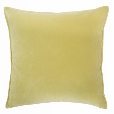 Franklin Throw Pillow Color: Citrus