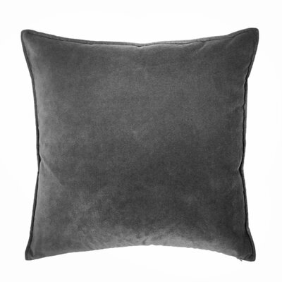 Franklin Throw Pillow Color: Graphite