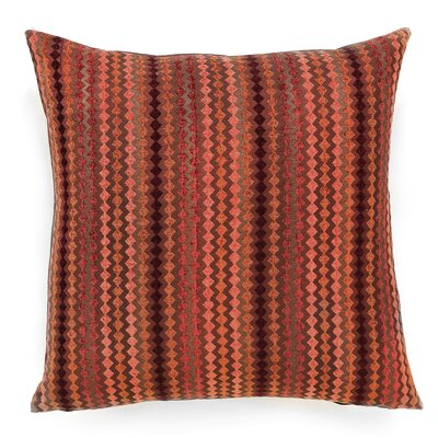 Senegal Throw Pillow Color: Amber