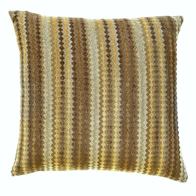 Senegal Throw Pillow Color: Fawn