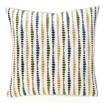 Riga Throw Pillow Color: Rickey