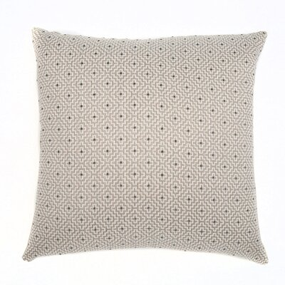 Chama Throw Pillow Color: Linen