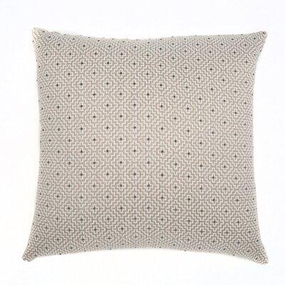 Chama Throw Pillow Color: Linen