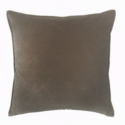 Franklin Throw Pillow Color: Anchovy