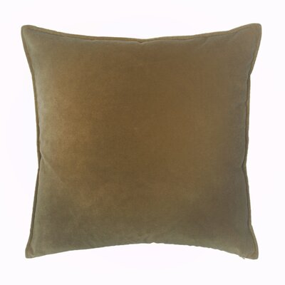Franklin Throw Pillow Color: Java