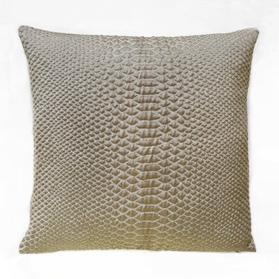 Luxor Throw Pillow Color: Sisal