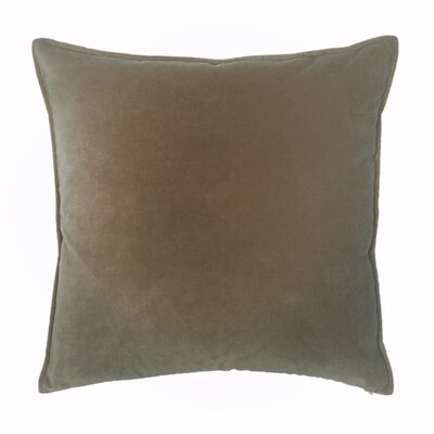 Franklin Throw Pillow Color: Mushroom