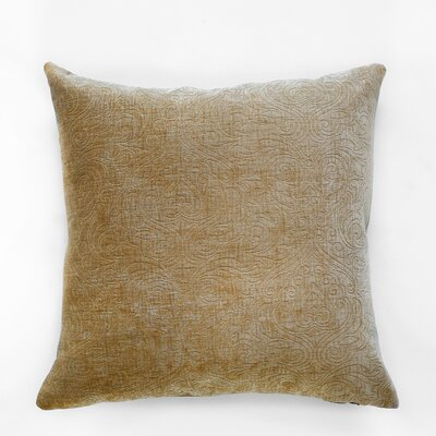 Lucca Throw Pillow Color: Sisal