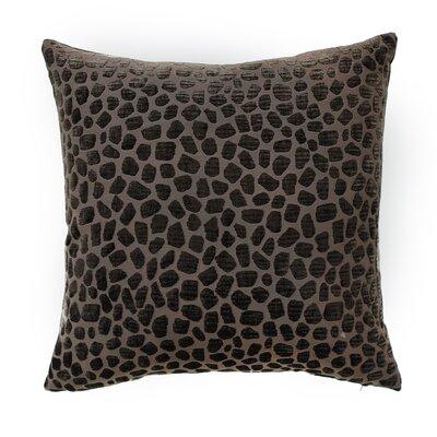 Kenya Throw Pillow Color: Espresso