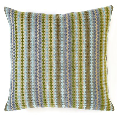 Senegal Throw Pillow Color: Lake