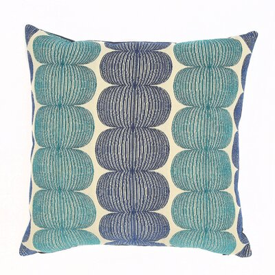 Canton Throw Pillow Color: Snowcone