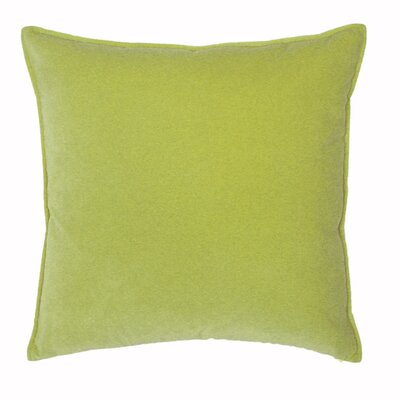 Franklin Throw Pillow Color: Lime