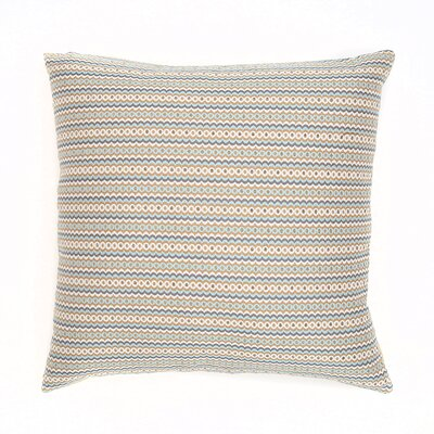 Tunis Throw Pillow Color: River