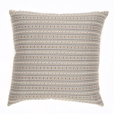 Tunis Throw Pillow Color: Driftwood