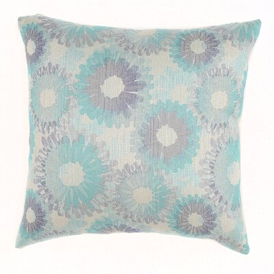 Palmilla Throw Pillow Color: Hydrangea