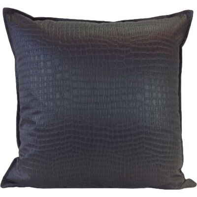Amazon Throw Pillow Color: Black