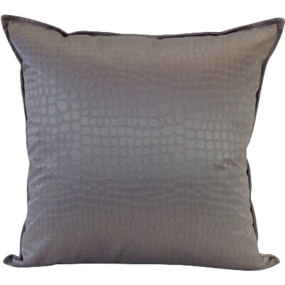 Amazon Throw Pillow Color: Pewter