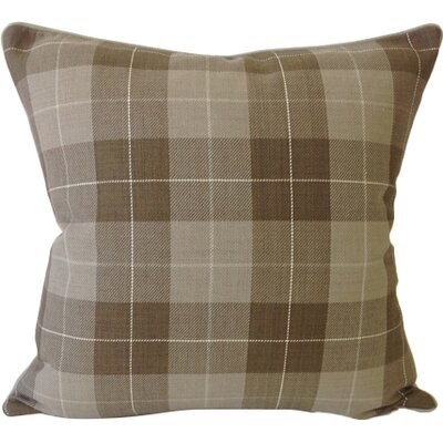Aston Throw Pillow Color: Ranger