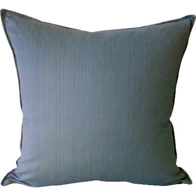 Murphy Throw Pillow Color: Robins Egg