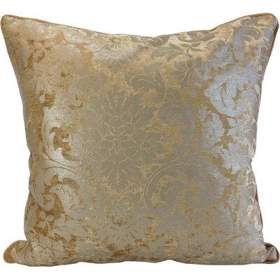 Maldon Throw Pillow Color: Bronze