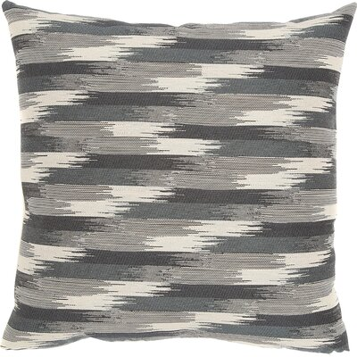 Zuni River Throw Pillow