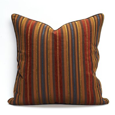 Arlington Cotton Throw Pillow Color: Autumn