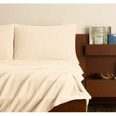 Performance Fleece Pillowcase Size: Standard