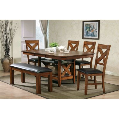 Lodge 5 Piece Dining Set